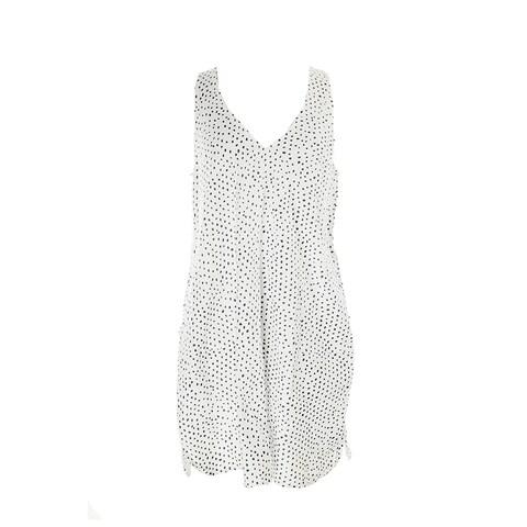 Alternative Sleeveless Printed Mini Dress M