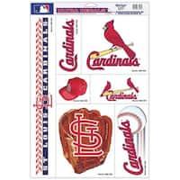 St. Louis Cardinals Decal 11x17 Ultra