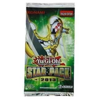 Yu-Gi-Oh Star Pack Battle Royal Booster Pack - multi