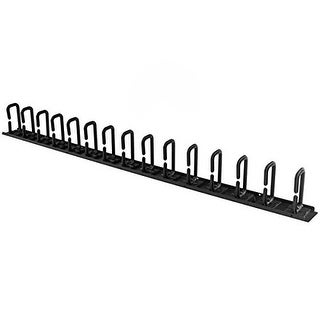Startech - Cmver20ud 3Ft Vertical Rackmount Cablenorganizer W/ D-Ring Hooks