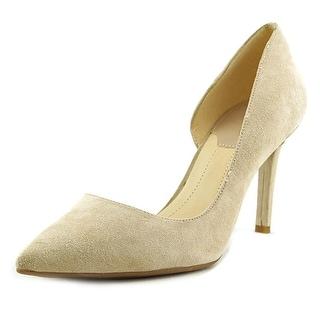 Marc Fisher Zanetti Women Pointed Toe Suede Heels