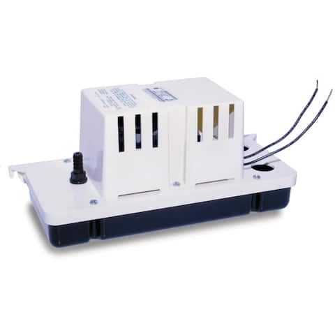 Little Giant 554200 80 GPH 115V Automatic Condensate Removal Pump With Safety Switch VC Series