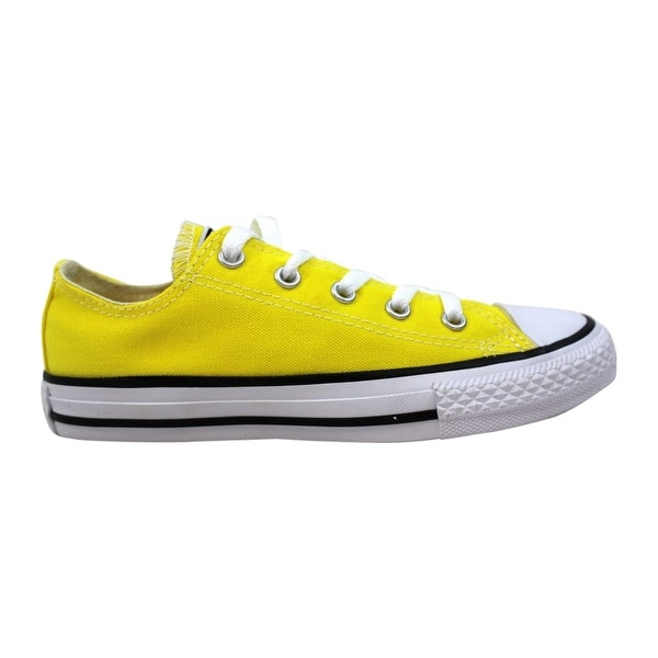 90366af1d0e9 Converse Chuck Taylor All Star OX Fresh Yellow 355735F Pre-School. Click to  Zoom