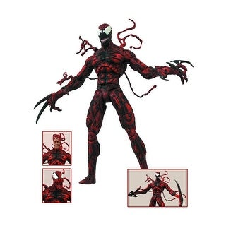 """Marvel Select 7"""" Action Figure Carnage"""