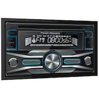 PA 2-Din CD/MP3 Receiver w/USB BT