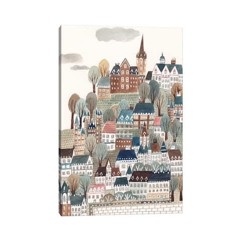 "iCanvas ""Scotland"" by Gemma Capdevila Canvas Print"