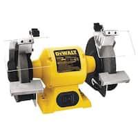 DeWalt 115-DW756 6 Inch 5-8Hp Bench Grinder