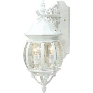 Artcraft Lighting AC8361 Classico 3 Light Outdoor Wall Sconce