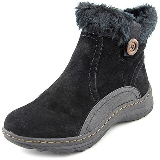 Baretraps Andee Round Toe Suede Winter Boot