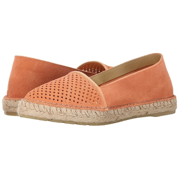 Miz Mooz NEW Salmon Women's Shoes Size 7.5M Angela Espadrille