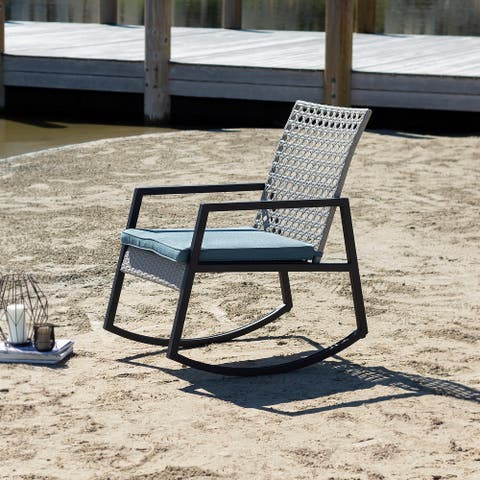 Havenside Home Point Lay Rocking Chair