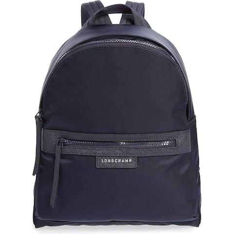 LongChamp Le Pliage Womens Neo Navy Blue Backpack
