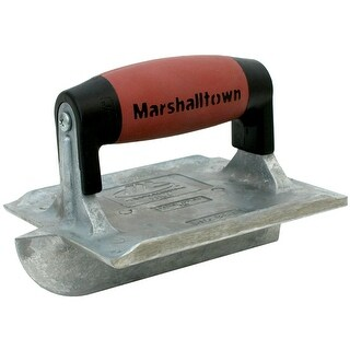 "Marshalltown 833D Heavy Duty Hand Concrete Groovers, 6"" x 4-3/8"""