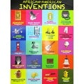 African American Inventors Poster (Color) - Thumbnail 0