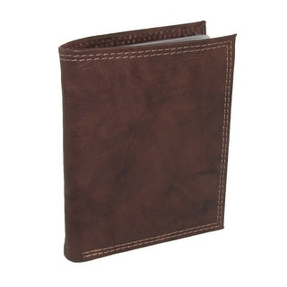 Link to Buxton Men's Leather Credit Card Wallet - one size Similar Items in Wallets
