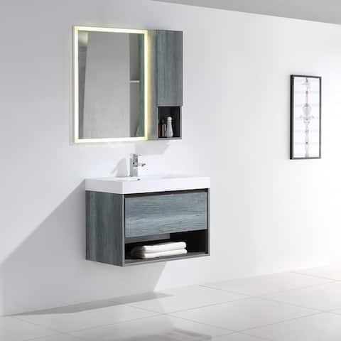 """Laila 30"""" Single Bathroom Vanity Set"""