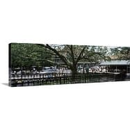 Premium Thick-Wrap Canvas entitled Louisiana, New Orleans, French Quarter