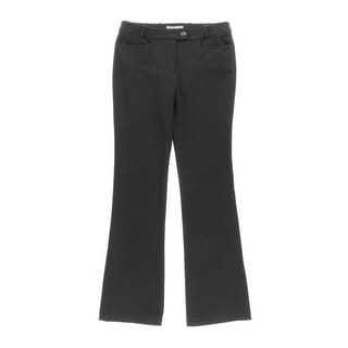 Dylan Gray Womens Twill Bootcut Trouser Pants - 6