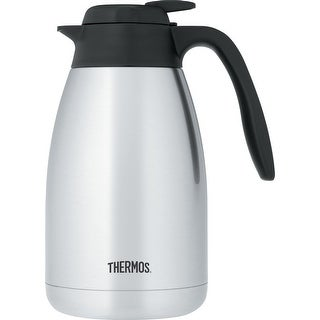 Thermos 51 Oz Vacuum Insulated Stainless Steel Carafe