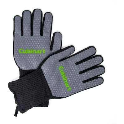 Cuisinart Full Coverage Heat Resistant Grill Gloves