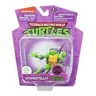"""Teenage Mutant Ninja Turtles 3"""" Figurine w/ Clip: Donatello - multi"""