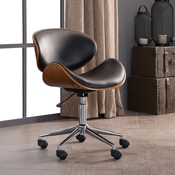 Madonna Mid-century Adjustable Office Chair by Corvus. Opens flyout.