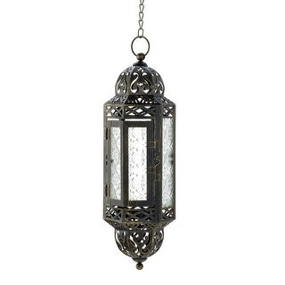 Hanging Victorian Candle Lantern