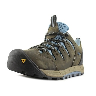 Keen Bryce Water Proof Men Round Toe Leather Brown Hiking Shoe