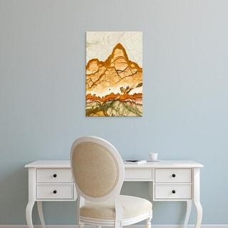 Easy Art Prints Jaynes Gallery's 'Jasper Stone' Premium Canvas Art