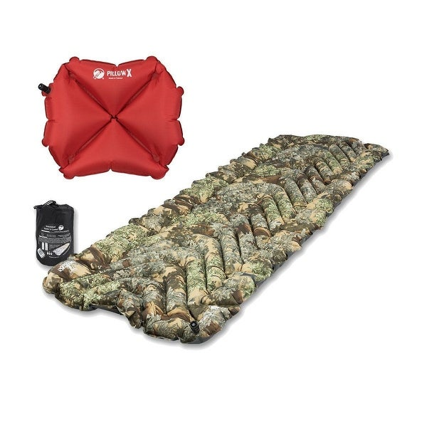 Shop Klymit Insulated Static V King S Camo Sleeping Pad W