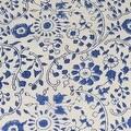 Handmade Floral Rajasthan Block Print Tablecloth 100% Cotton Rectangular Square Round Napkins - Thumbnail 9