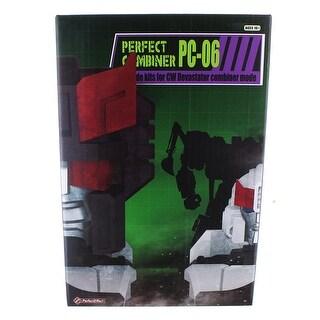 Transformers Perfect Combiner Upgrade Set PC-06 CW Devastator Combiner Mode