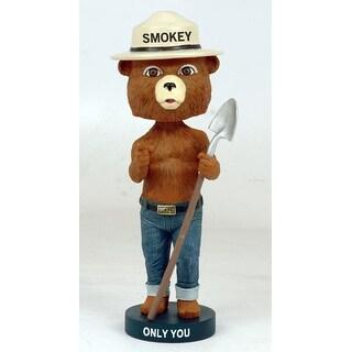 Smokey Bear Collectors Edition Bobblehead - multi