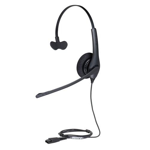 Jabra BIZ 1900 Mono Headset Replaced by BIZ 1500 QD Mono Corded Headset