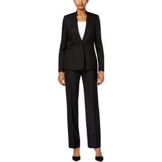 Tahari ASL Womens Pant Suit Pinstripe Flat Front|https://ak1.ostkcdn.com/images/products/is/images/direct/e609e47fd60e2d0c17330def610b9fd963b5304c/Tahari-ASL-Womens-Pant-Suit-Pinstripe-Flat-Front.jpg?impolicy=medium