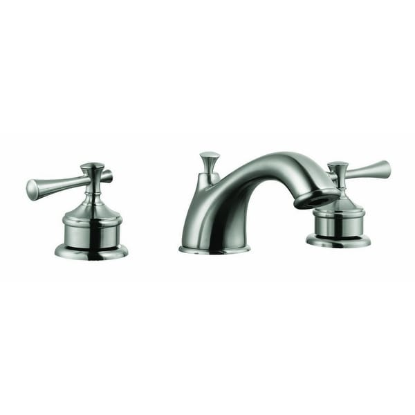 Design House 524587 Ironwood Wide Spread Lavatory Faucet Satin Nickel - Satin Nickel