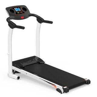 Merax Folding Treadmill Electric Motorized Power Running Machine Fitness