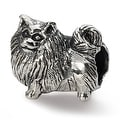 Sterling Silver Reflections Pomeranian Bead (4mm Diameter Hole) - Thumbnail 0