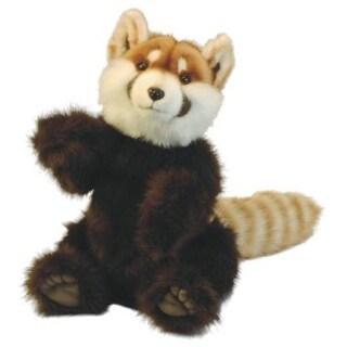 "16"" Life-Like Handcrafted Extra Soft Plush Red Panda Stuffed Animal - Brown"