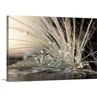 Maryam Zahirimehr Premium Thick-Wrap Canvas entitled Pearls - Multi-color