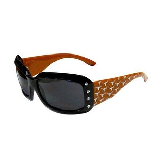 Texas Longhorns NCAA Women's Designer Bling Sunglasses