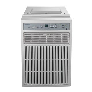 Koldfront CAC8000W 8000 BTU 115V Casement Air Conditioner with Dehumidifier and