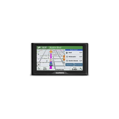 Refurbished Garmin Nuvi Drive 60LM US & Canada 6 Inch Touch Screen GPS - Black