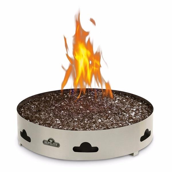 Napoleon Gpfgn 2 Patioflame 60000 Btu 20 Diameter Natural Gas Outdoor Fireplace Free Shipping Today 17954535