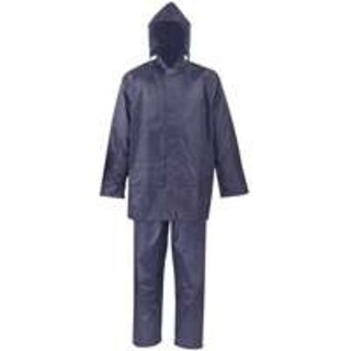 Diamondback SPU045-XXL Rainsuit Polyester Blue, 2xl