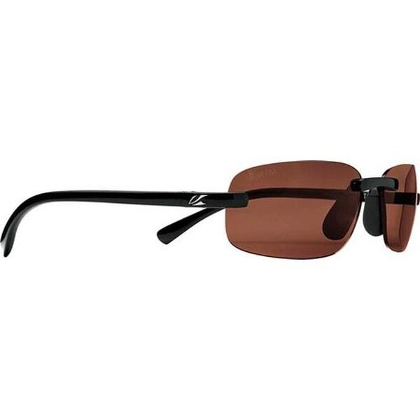8053b5760c14 Shop Kaenon Coto S Sunglasses Black Ultra Brown - US One Size (Size ...