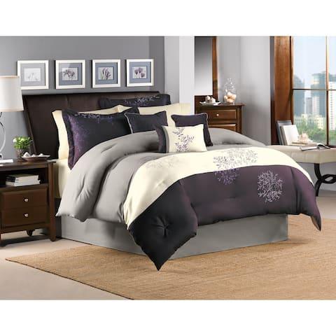 Riverbrook Home Murell 7 Piece Comforter Set