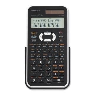 Sharp El-520Xbwh Engineering/Scientific Calculator