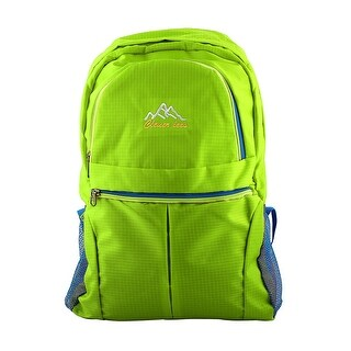 Clever Bees Authorized Mountaineering Pack Travelling Hiking Backpack Green