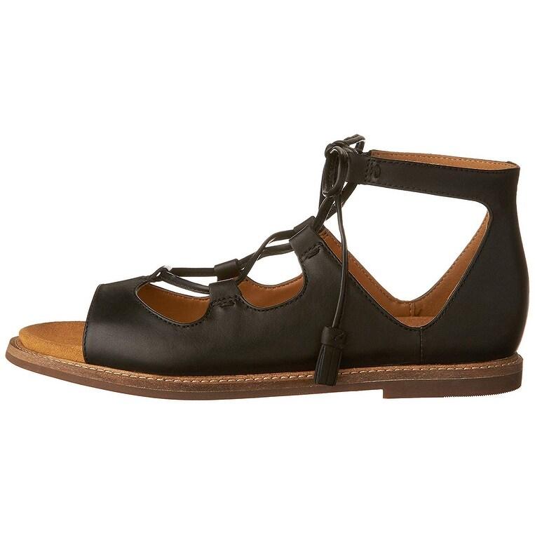 Apelar a ser atractivo Cilios Orientar  Clarks Womens Corsio Dallas Open Toe Casual Ankle Strap Sandals - Overstock  - 26049597